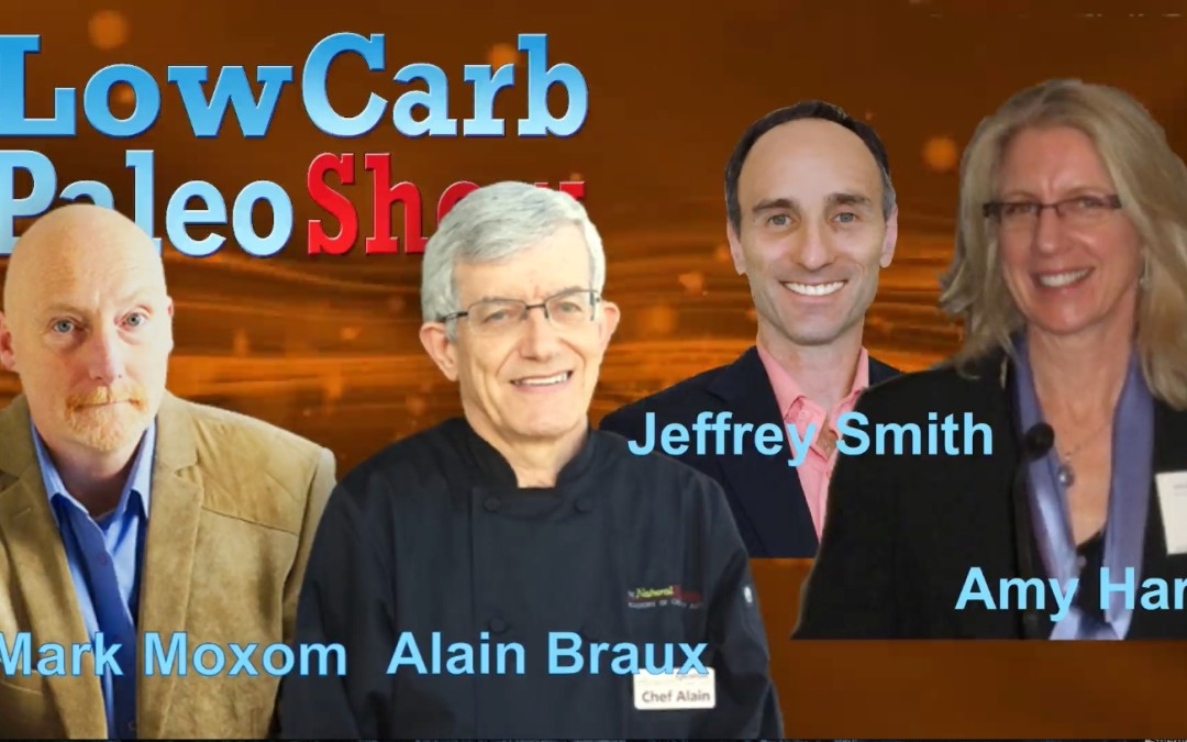 Low Carb Paleo Show 055 Jeffrey Smith & Amy Hart – Secret Ingredients Film – Interview