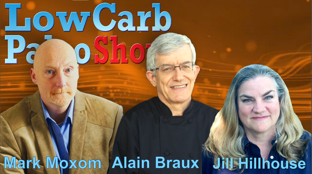 Low Carb Paleo Show 088 Jill Hillhouse – The Paleo Diabetes Diet Solution Interview