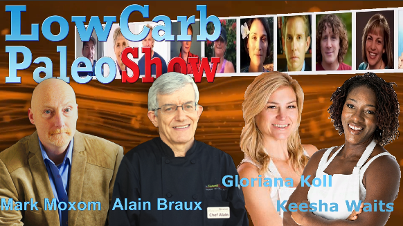 Low Carb Paleo Show 093 Gloriana Koll and Keesha Waits – Kitchun Fearless Fooding Interview