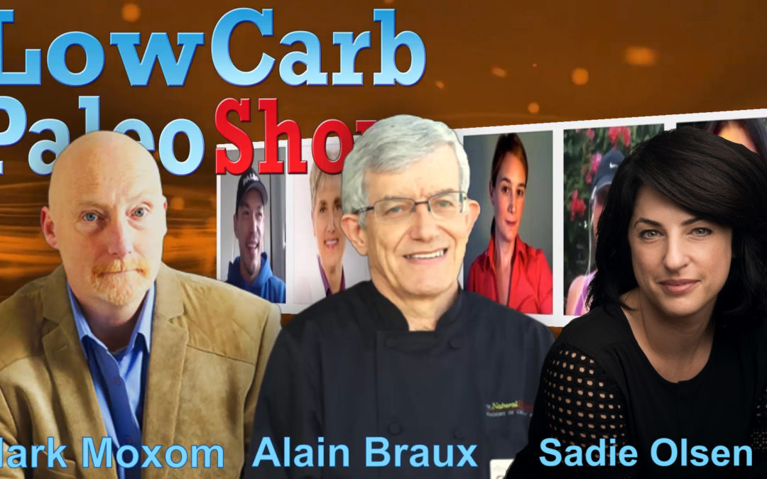 Low Carb Paleo Show 094 Sadie Olsen – Otto's Naturals Interview