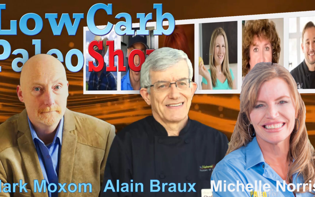 Low Carb Paleo Show 095 Michelle Norris – Paleo Fx Interview