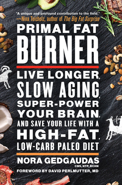 Low Carb Paleo Show 097 Nora Gedgaudas – Primal Fat Burner Interview