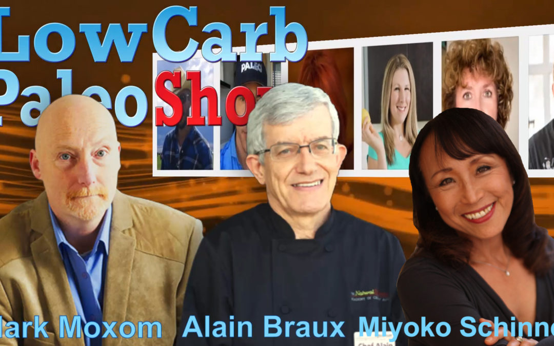 Low Carb Paleo Show 100 Miyoko Schinner – Miyoko's Kitchen Interview