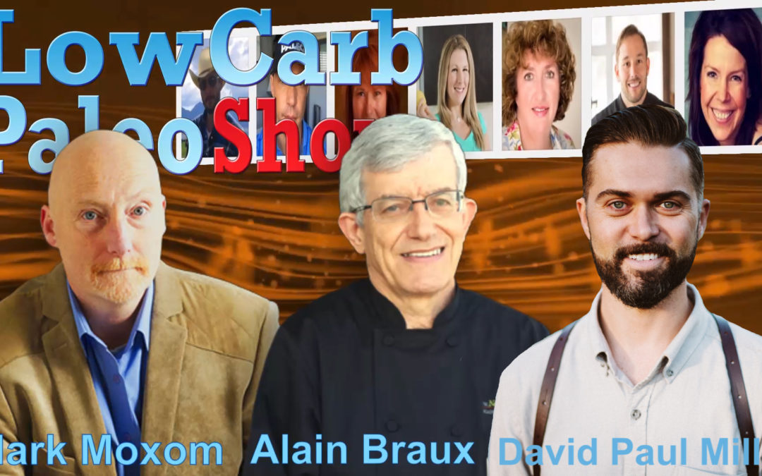 Low Carb Paleo Show 102 David Paul Miller – The New Primal Interview