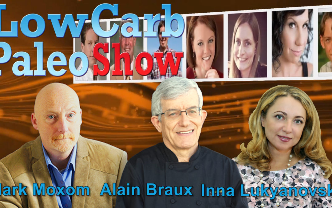 Low Carb Paleo Show 114 Inna Lukyanovsky – Real Health Solutions Interview