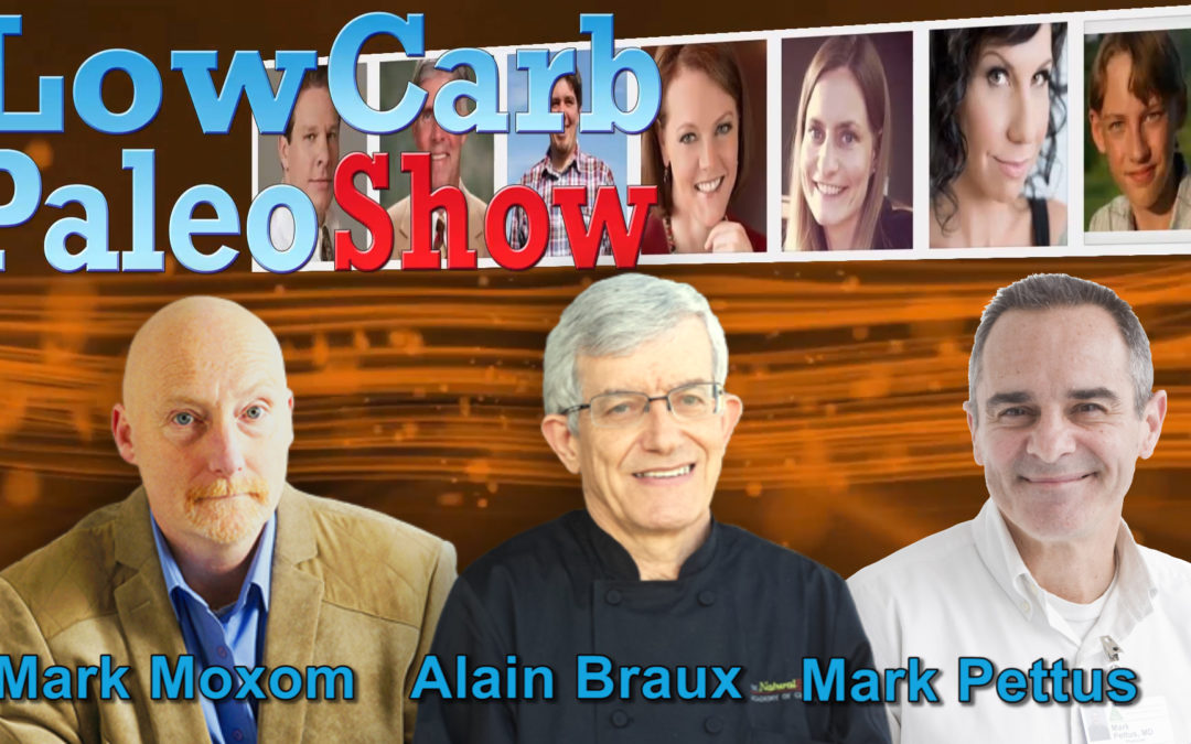 Low Carb Paleo Show 115 Mark Pettus – The Health Edge Podcast Interview